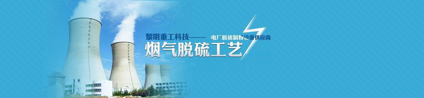 中国最da的dianchang脱硫提供商