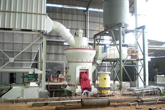 在新疆建一家脱硫用石灰石石粉厂报价