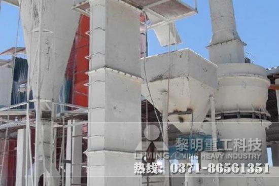 脱硫石灰石粉加工设备 石灰石脱硫工艺