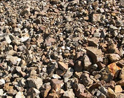 铅锌kuang石